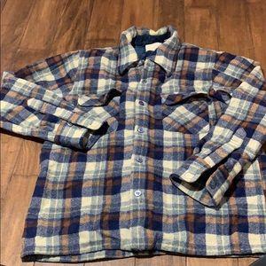 Men's Wool flannel vintage